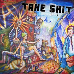 "Take Shit  -  Klischeebedarf  (10""-Mini-LP)"