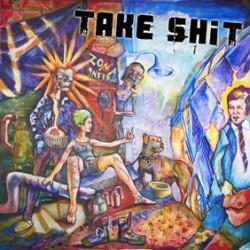 """Take Shit  -  Klischeebedarf  (10"""")"""