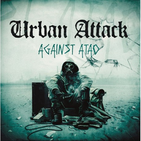 Urban Attack - Against Atao   (LP)