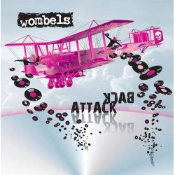 Wombels - Back Attack (CD)