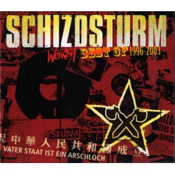 Schizosturm - Worst/Best of 1996-2003  (CD)
