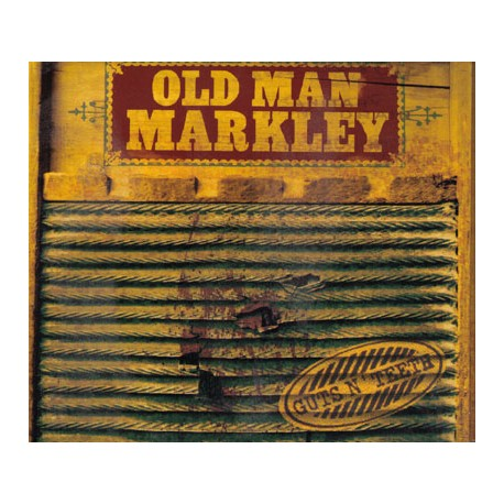 Old Man Merkley - Guts N' Teeth (CD)