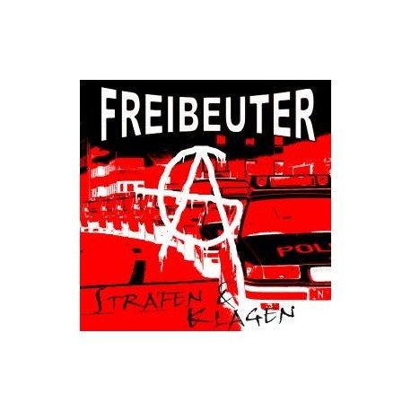Freibeuter AG  -  Strafen und Klagen  (CD)