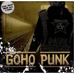 Freibeuter AG / DAUH  -  GoHo-Punk  (CD)