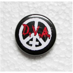 D.V.A.  -  Satanic Hippie Kindergarten (Button)