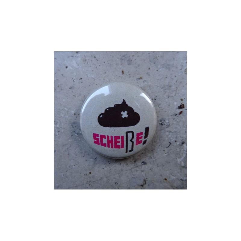 Scheiße (Button) - snrex-shop.de