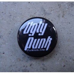 Ugly Punk s/w  (Button)