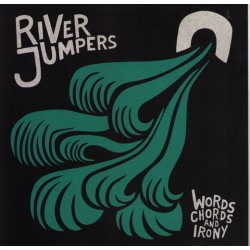 River Jumpers - Words, chords and irony    (7'')