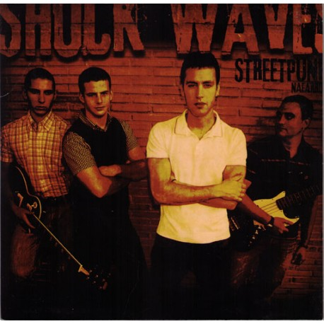 Shock Waves -  s/t    (7'')