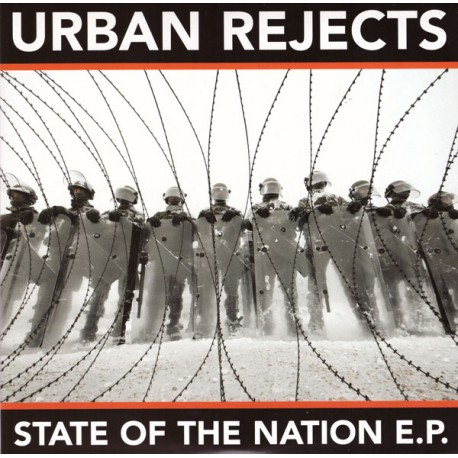 "Urban Rejects - State of a nation  (7"")"