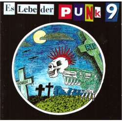 V.A. - Es lebe der Punk Vol.9  (CD)