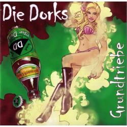 Die Dorks  -  Grundtriebe  (CD)