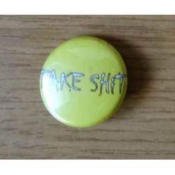 Take Shit - Logo 2 (Button)