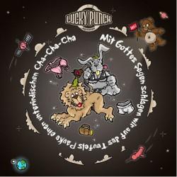 Lucky Punch - Mit Gottes segen schlagen wir auf des Teufels Pauke einen unterirdischen Cha-Cha-Cha  (CD)