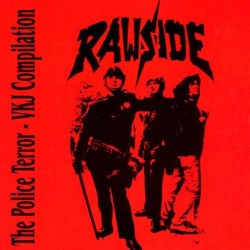 Rawside - The Police Terror & V.K.J. Compilation  (CD)