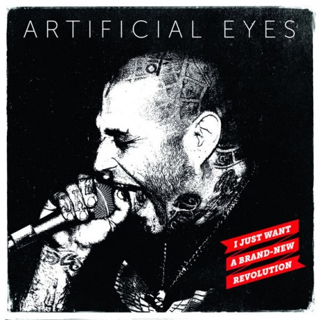 Artificial Eyes - I Just Want A Brand​-​New Revolution  (LP)