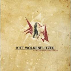 Kitt Wolkenflitzer - Vom Aufstehen und Stehenbleiben (LP)