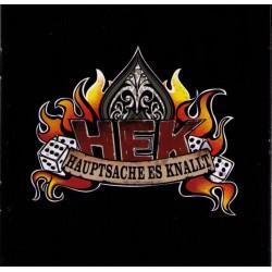 H.E.K.  -  Hauptsache es knallt  (CD)