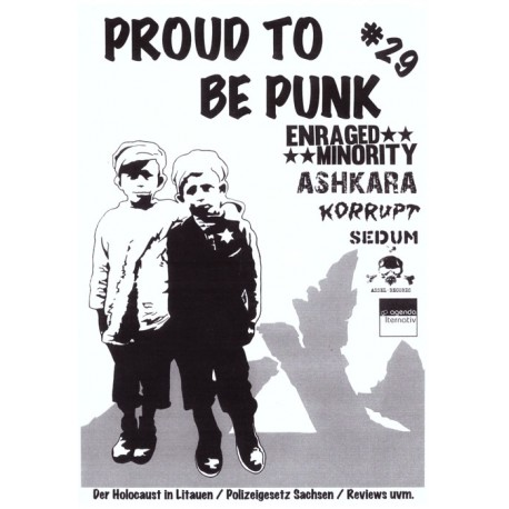 Proud to be Punk No.29
