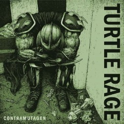 Turtle Rage - Contramutagen  (EP)
