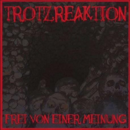 Trotzreaktion - Frei von einer Meinung (CD)