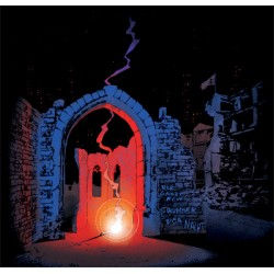 """Der Ganze Rest - Trümmer der Nacht  (10"""") + Wir waren schon mal weiter (CD)"""