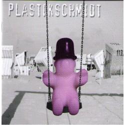 Plastikschmidt  -  s/t    (CD)