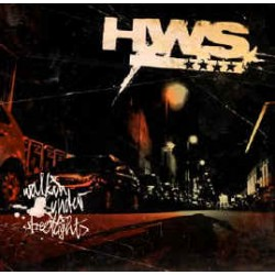HWS  -  Walkin' under streetlights  (CD)