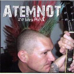 Atemnot  -  20 Jahre Punk  (CD)