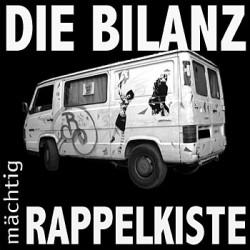 Die Bilanz  -  Mächtig Rappelkiste   (LP)