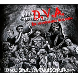 D.V.A.  -  Do you smell the Deutschpunk  (CD)