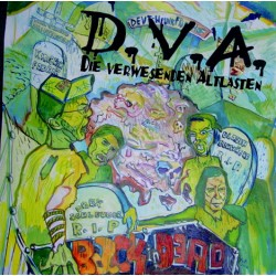 D.V.A. - Back in Dead (CD)