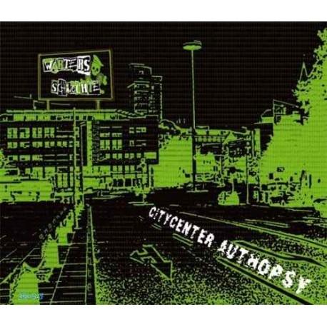 Wärters Schlechte  -  Citycenter Autopsy   (LP)