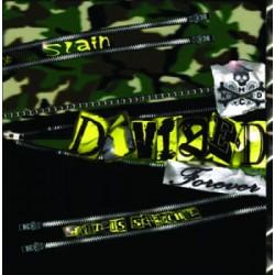 Wärters Schlechte / Slain  -  Divided forever   (CD)