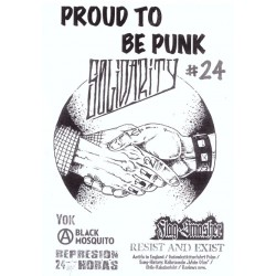 Proud to be Punk No.24