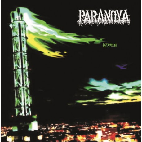 Paranoya - Atmen (LP)
