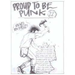 Proud to be Punk No.22